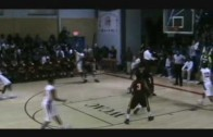Lebron Watches as Team CP3 Dominates Team Melo in THE-8 Quarterfinals in Vegas 7/26/2018