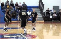 Anthony Edwards Drops 41 for Holy Spirit vs Carroll at 2018 Hoops Fest