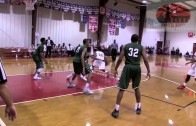 Nate Watson Capital Classic Highlights & Interview 4/8/2017