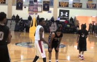 PVI Gets Statement Win at DeMatha to remain perfect in WCAC play 1/16/2018