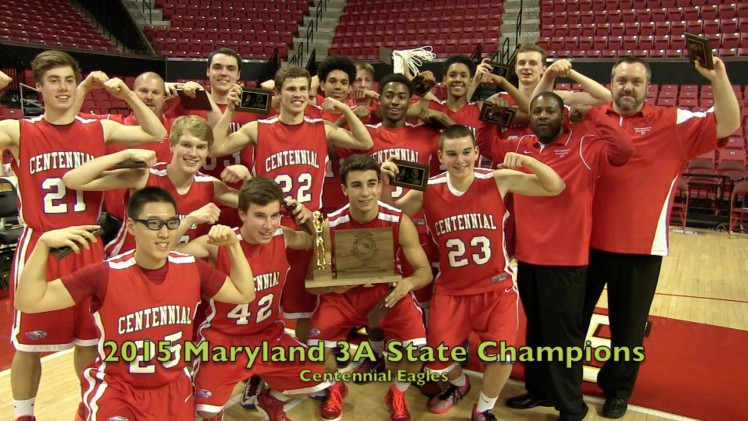 Centennial Dominates 4th Quarter and Wins 2015 3A state chip over Westlake 3/14/2015