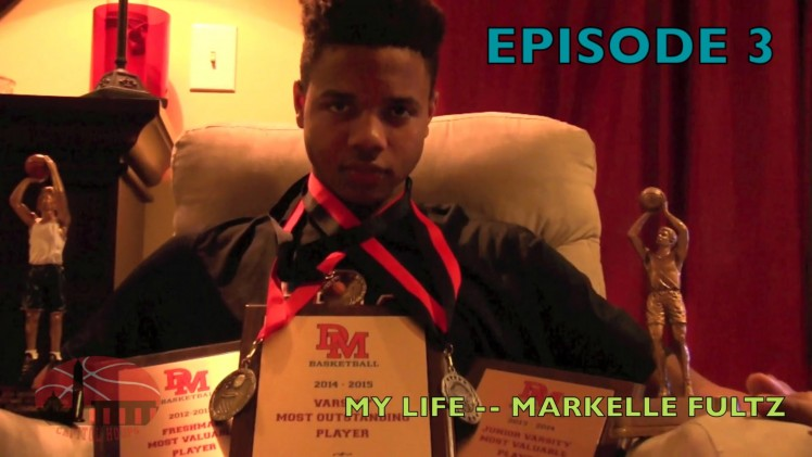 My Life — Markelle Fultz — Episode 3 (Capitol Hoops)