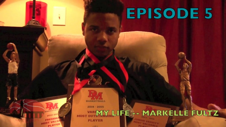 My Life — Markelle Fultz — Episode 5 (Capitol Hoops)