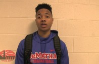 Moore and Timberlake Lead Dematha in Trouncing Over Oak Ridge (FL) in 2017 Hoops Fest 12/9/17