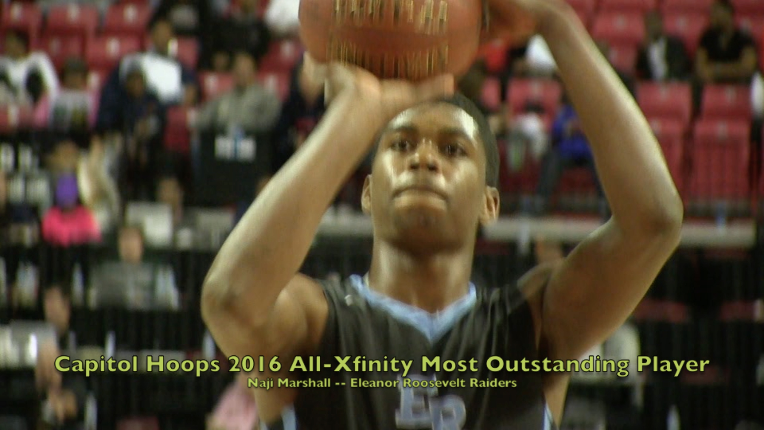 2016 ALL-XFINITY ALL-TOURNAMENT TEAMS ANNOUNCED