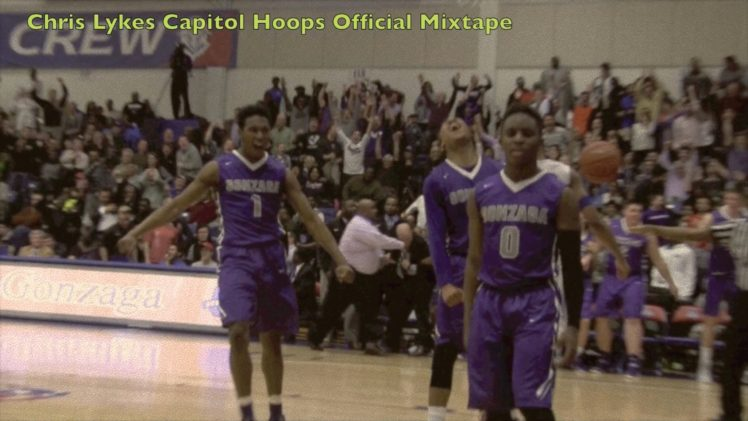 Chris Lykes Capitol Hoops Official Mixtape