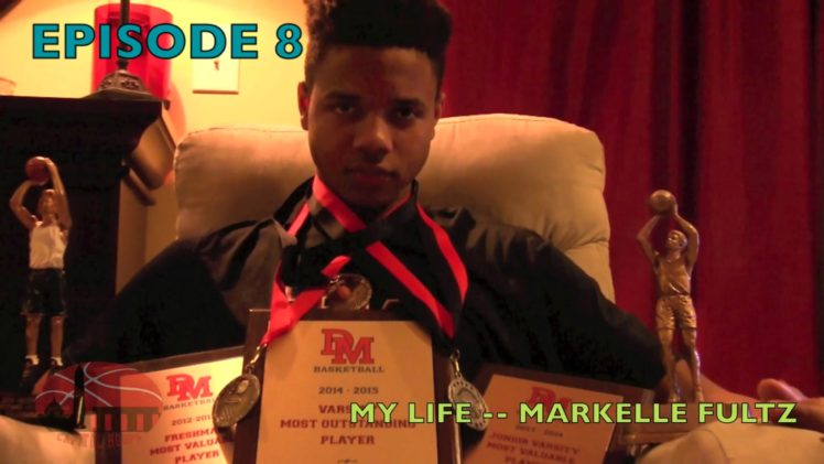 My Life — Markelle Fultz — Episode 8 (Capitol Hoops)