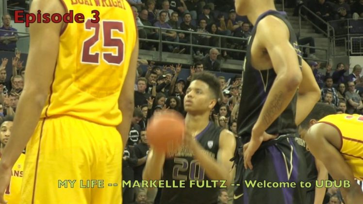 Season 2 My Life — Markelle Fultz — Welcome to UDUB Episode 3 (Capitol Hoops)