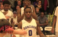 Prentiss Hubb (Gonzaga) Capitol Hoops Official Mixtape