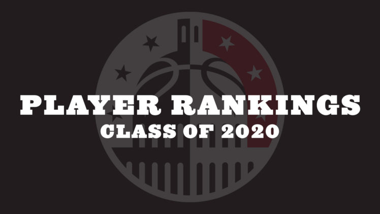 Capitol Hoops 2017 Player Rankings – Class of 2020 – TOP 60