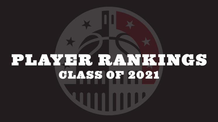 Capitol Hoops 2017 Player Rankings – Class of 2021- TOP 30
