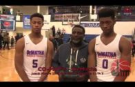 Balanced scoring leads Potomac School to 74-60 win @ St. Andrew's 1/9/2018