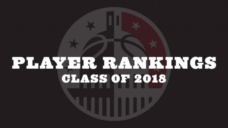 Capitol Hoops 2017 Player Rankings – Class of 2018 – TOP 185