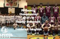 Gonzaga vs St. Stephen's & St. Agnes Highlights – 2019 Gonzaga DC Classic Championship