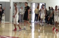 Keels' Wild Buzzer Beater Lifts PVI Over St. John's  to Stay Perfect in WCAC 2/3/19