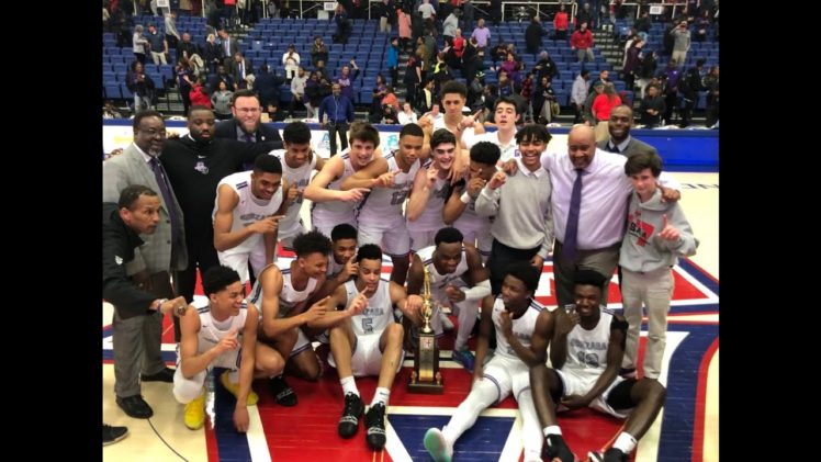 PURPLE INVASION – 2019 WCAC Championship Highlights – Gonzaga vs St. John's 2/25/19