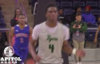 Maret Stages Senior Night Upset over Flint Hill Behind EJ Jarvis' 30 Points (2/14/19)