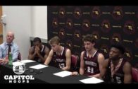 Lake Clifton Press Conference after defeating Southern-Garrett in 2019 MD 1A Title