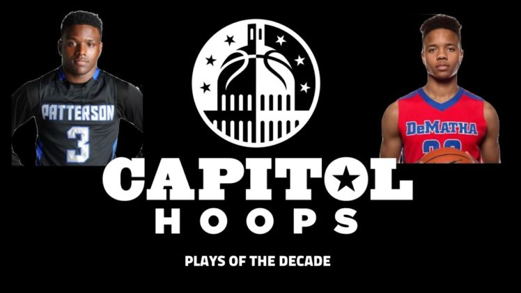 Capitol Hoops Plays of the Decade